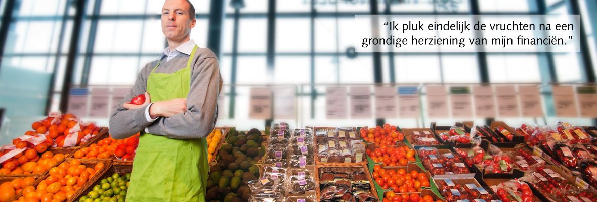 EC-Consultancy - groenteboer markthandelaar